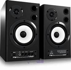 behringer ms40 active studio monitor speakers whybuynew