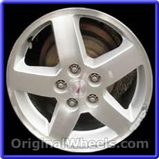 like new factory 2007 chevrolet cobalt wheels used oem