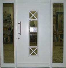Haustüren Holz Weiß - haust 252 ren wei 223 mit glas haus deko ideen