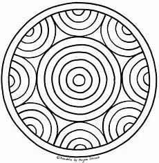 Ausmalbilder Fasching Mandala Mandalas Zum Ausdrucken F 252 R Grundschulkinder 1 2