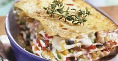 Vegetarische Lasagne Rezept - vegetarische lasagne rezept eat smarter