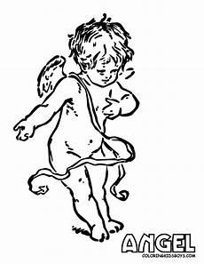 Einfache Malvorlage Engel Malvorlagen Fur Kinder Ausmalbilder Engel Kostenlos