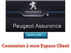 Comment Se Connecter 224 L Espace Client Peugeot Assurance