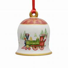 badmöbel villeroy boch villeroy and boch porcelain bell ornament 2017 silver