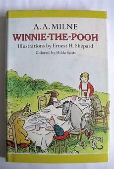 Winnie Pooh Malvorlagen Novel Vintage Books Vintage