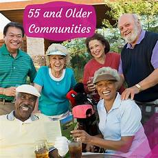 55 and communities