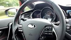 2013 Kia Pro Ceed Gt Track Cockpit