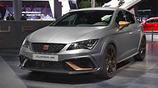 Seat Cupra R Races Into Frankfurt With 310 Horsepower