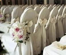 50 polyester banquet chair covers wedding reception party decorations 3 colors ebay
