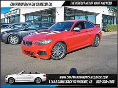 used 2016 bmw m2 235i for sale stock 170546a chapman bmw camelback