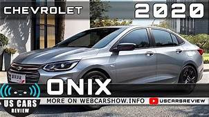 2020 CHEVROLET ONIX Review Release Date Specs Prices  YouTube