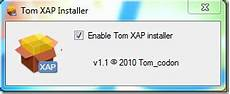 install apps to unlocked windows phone 7 with tom xap installer