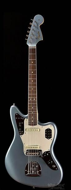 2013 Fender American Vintage 65 Jaguar Blue Metallic