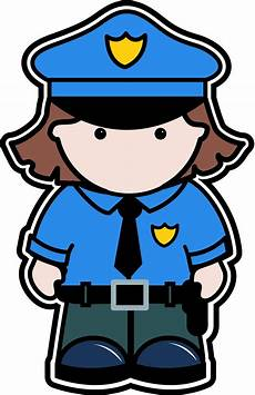 Polouse Officer Clipart