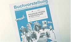 polnische spuren in deutschland buchvorstellung mit jazz