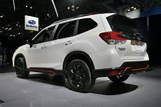 new 2019 subaru forester arrives bigger more powerful