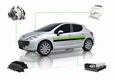 valeo voiture electrique voiture du futur valeo et l hybride abordable