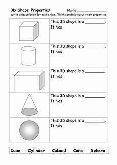 what am i naming 3d shapes teaching resources