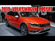 2017 Volkswagen Passat Alltrack Interior And Exterior