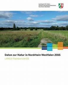 Malvorlagen Umwelt Nrw Umweltbericht 2016 Umweltportal Nrw