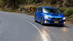 Subaru WRX STI Old V New Comparison 2015 Sedan 1999 Two