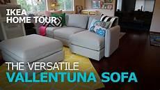 Vallentuna Ikea Erfahrung - smart and durable vallentuna sectional sofa ikea home