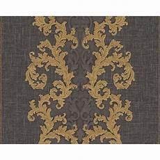 mustertapete grau versace home mustertapete tapete baroque roll grau