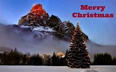 merry christmas nature pictures merry christmas mountains nature background wallpapers desktop nexus image 1642160