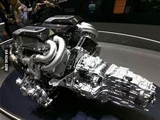 The Engine Of The New Bugatti Chiron With 1500hp And 4