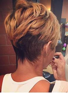 cool back view undercut pixie haircut hairstyle ideas 10 fashion best