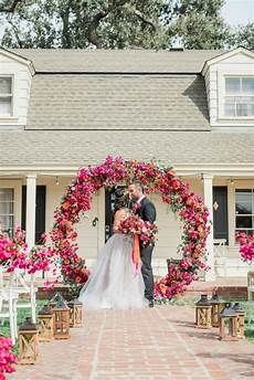 18 circle ceremony arch wedding decoration ideas pretty my party