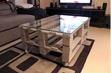diy une table basse en palette mini bonheur