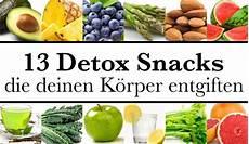 körper entgiften 13 detox snacks die deinen k 246 rper entgiften entgiften