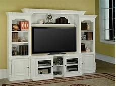 Tv Wall Unit premier alpine 4 white xpandable wall unit