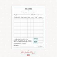 photography form templates bundle quot simply chic quot strawberry kit
