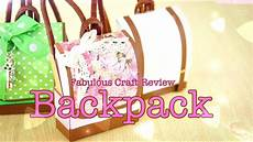 diy fabulous craft review doll backpack handmade doll crafts youtube