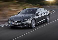 audi sport back audi gets sporty with new a5 and s5 sportback thedetroitbureau