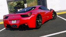 458 Italia Autovista Add On Replace Tuning