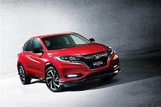 honda suv hybride honda vezel rs is the upcoming sportier version of the
