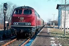 Linie 2 Flensburg - drehscheibe foren 04 historische bahn ihr