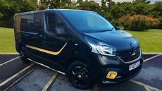 Renault Trafic Gebraucht - used renault trafic swb special edition sl27 energy dci