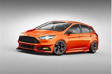 ford previews focus st st projects for sema