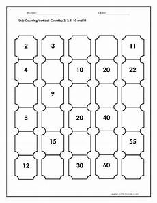 skip counting by 2 5 and 10 worksheets 12086 skip counting vertical count by 2 3 5 10 and 11 worksheet