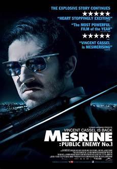 enemy no 1 mesrine enemy no 1 on dvd synopsis and info
