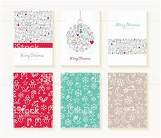 merry christmas of line icon seamless patterns with outline