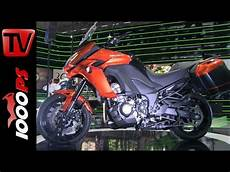 Kawasaki Versys 650 1000 2015 Technische Daten