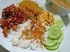 Cara Membuat Nasi Uduk Komplit Istimewa Resep Masakan