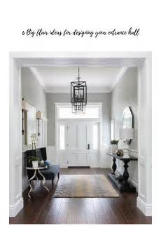 Small Home Entrance Decor Ideas by Does Your Entrance Big Decor With Flair Maybe
