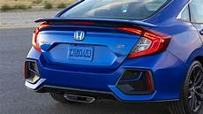 2020 honda civic si sedan 2020 honda civic si coupe and sedan revealed with some
