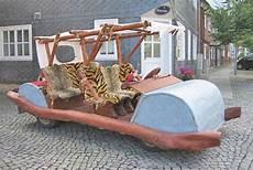 Fred Feuerstein Auto - a german car made the flinstone flintstones mobile